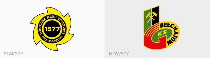 GKS Bełchatów rebranding