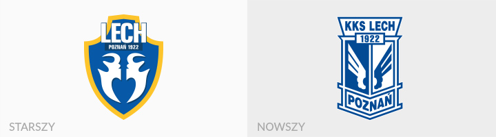 Lech Poznań rebranding
