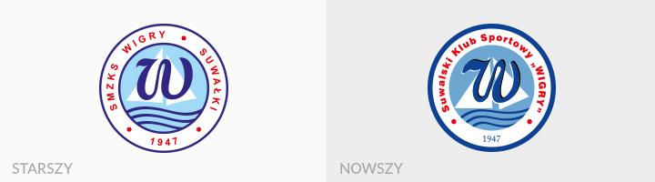 Wigry Suwałki rebranding