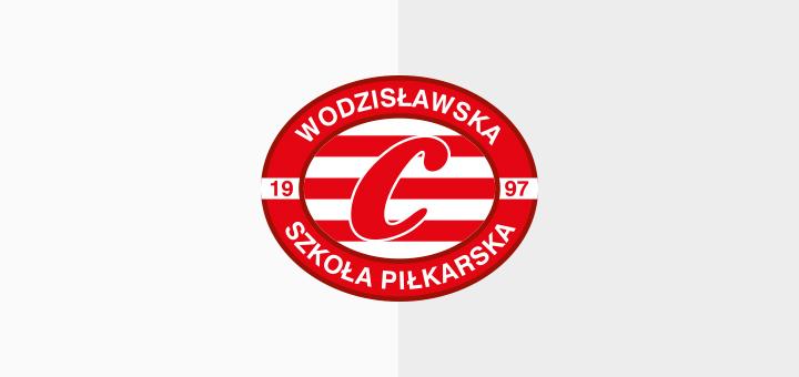 Wodzisławska Szkoła Piłkarska herb