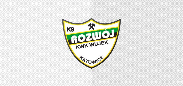 Rozwój Katowice herb klubu