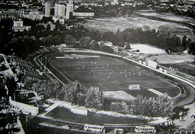 Stal Rzeszów stadion
