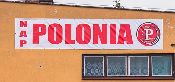 NAP Polonia Nowy Tomyśl stadion klubu