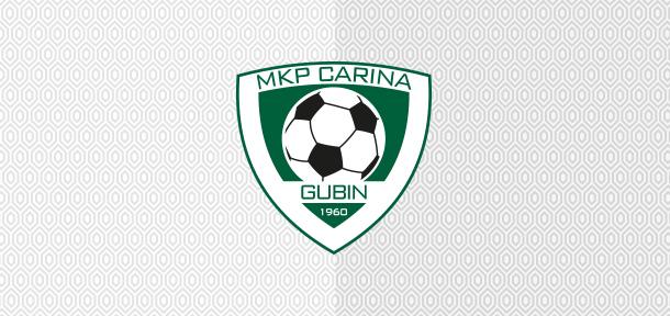Carina Gubin logo klubu