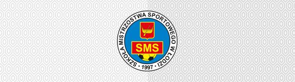 UKS SMS Łódź herb