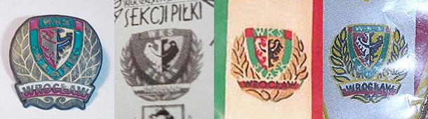 Śląsk Wrocław herb herb
