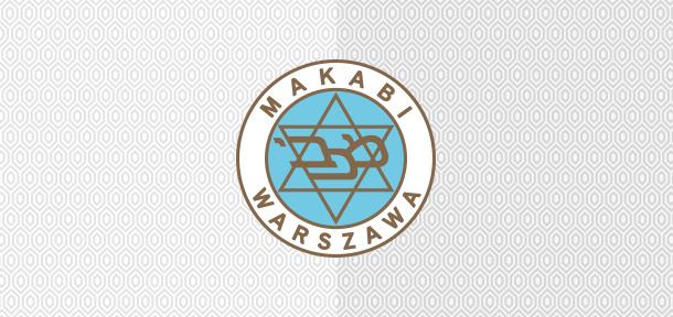 Makabi Warszawa herb klubu