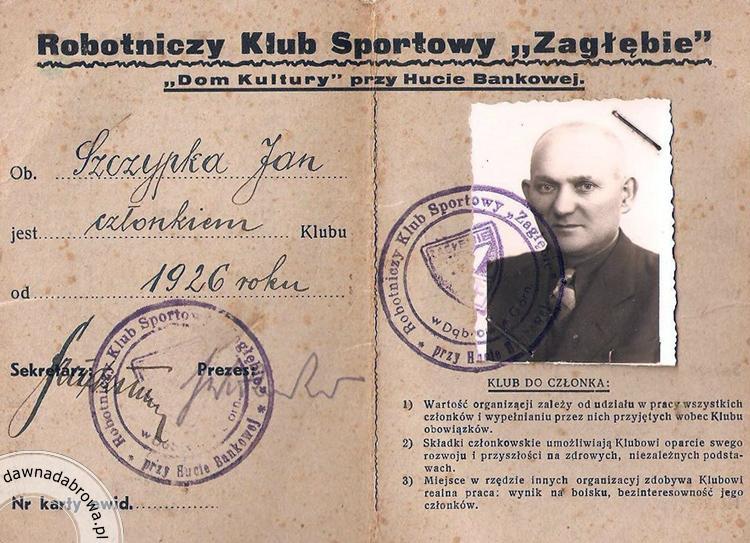 Zagłębie Dąbrowa Górnicza herb klubu