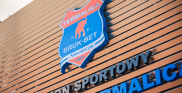 Termalica Bruk-Bet Nieciecza stadion
