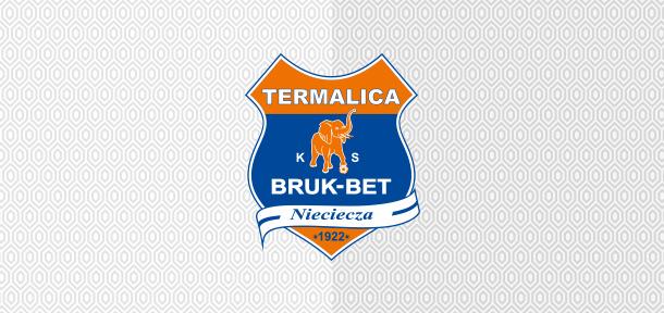 Termalica Bruk-Bet Nieciecza herb klubu