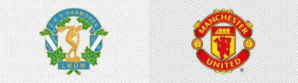 Hasmonea vel Manchester United logo klubu