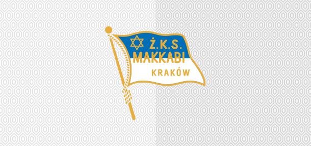 ŻKS Makkabi Kraków logo klubu