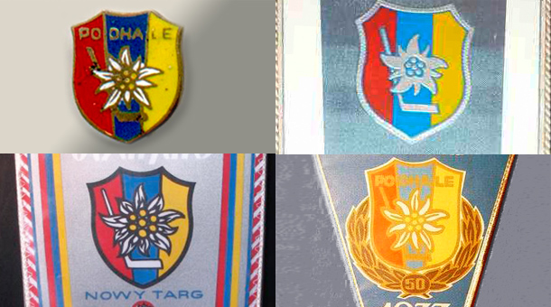 Podhale Nowy Targ logo klubu