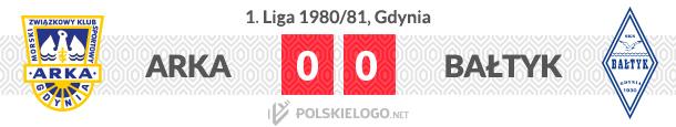 Arka-Bałtyk Gdynia logo klubu