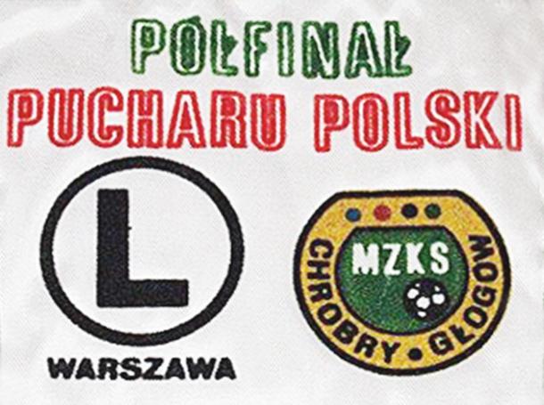 Chrobry Głogów logo klubu