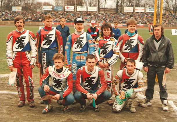 Polonia Bydgoszcz Mistrz Polski 1992