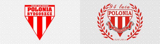 Polonia Bydgoszcz herb klubu