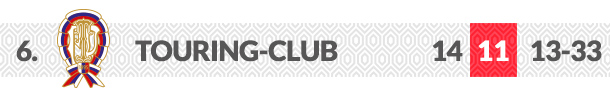 Touring Club logo klubu