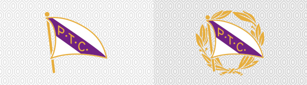 PTC Pabianice logo klubu