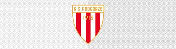 Podgórze Kraków pierwsze logo klubu