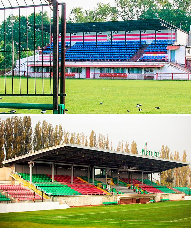 Szczakowianka Jaworzno stadion klubu