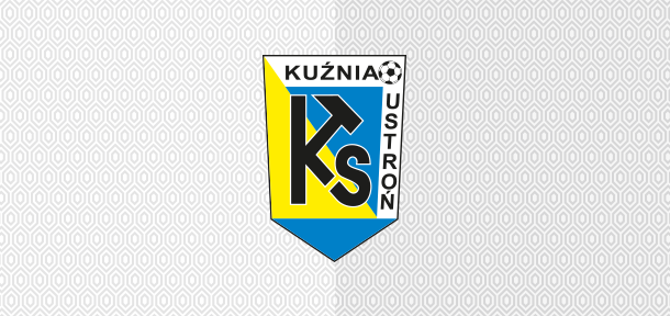 Kuźnia Ustroń logo klubu