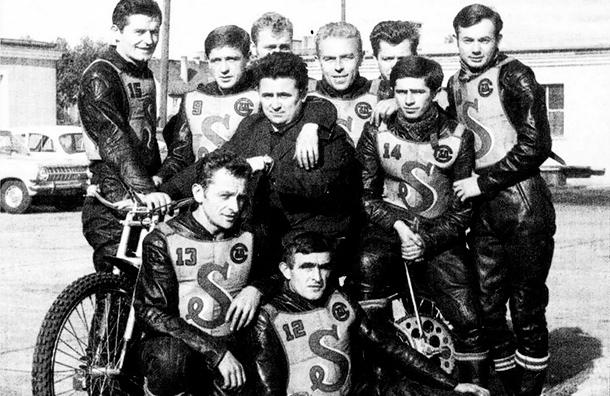 Stal Gorzów Wielkopolski drużyna z 1969 roku