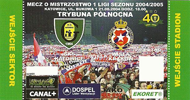 GKS Katowice herb klubu