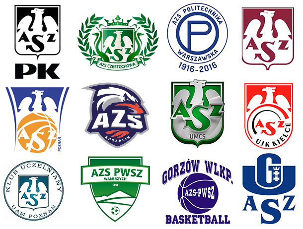 AZS logo związku