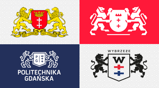 Logo Gdańska logo Politechniki Gdańskiej