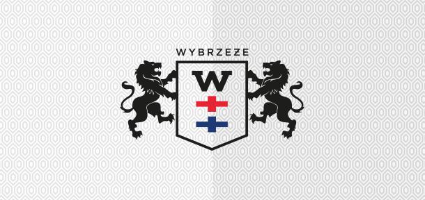 Wybrzeże Gdańsk logo klubu