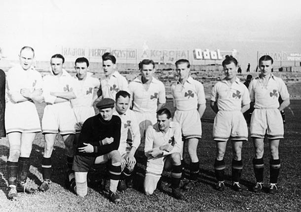 AKS Chorzów w 1939 roku