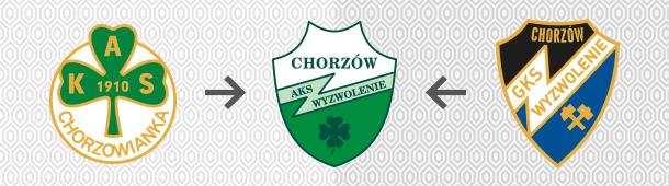 AKS Wyzwolenie Chorzów logo klubu