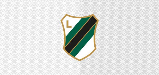 Logo klubu Legia Poznań