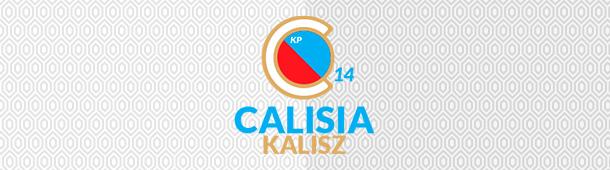 Calisia-14 logo klubu
