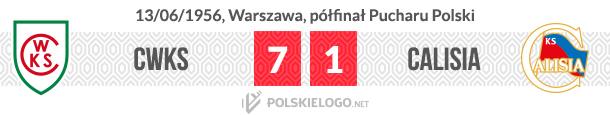 Legia Calisia w półfinale Pucharu Polski