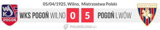 Pogoń Wilno logo klubu