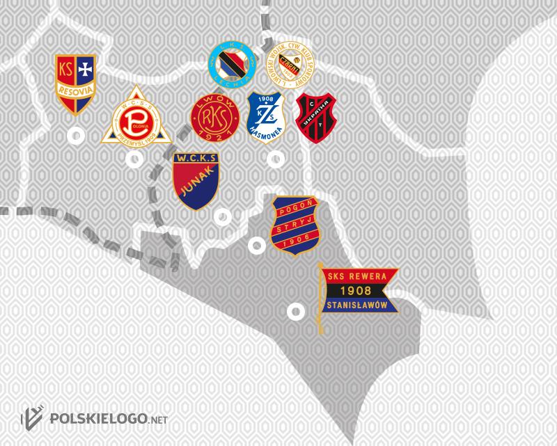 Pogoń Stryj logo klubu