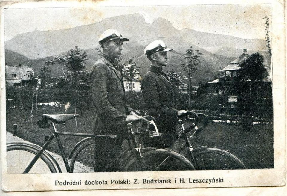 Pogoń Łódź kolarze