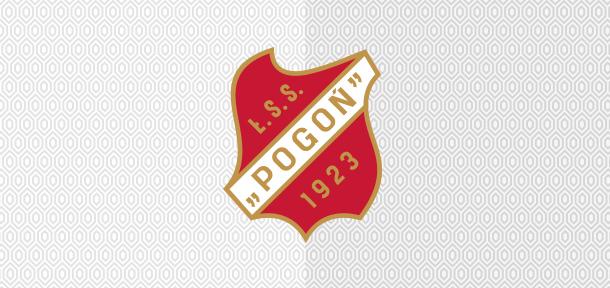 Pogoń Łódź logo klubu