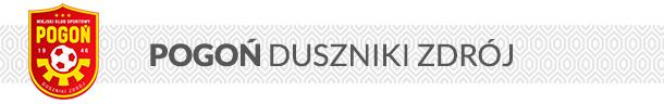 Logo Pogoni Duszniki Zdrój