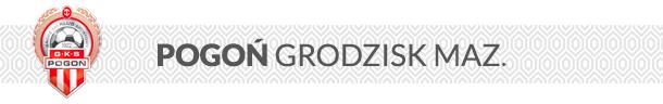 Logo Pogoni Grodzisk Mazowiecki