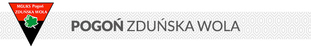 Logo Pogoni Zduńska Wola