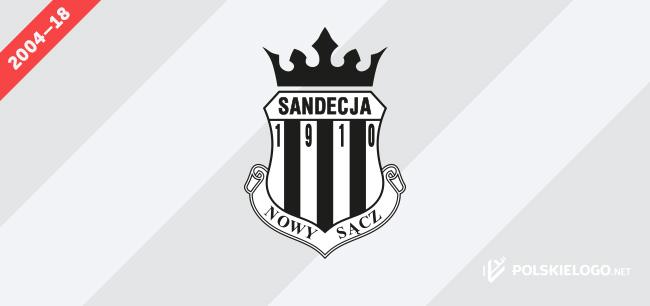 Sandecja Nowy Sącz logo klubu