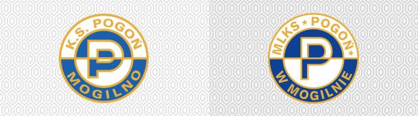 Pogoń Mogilno logo