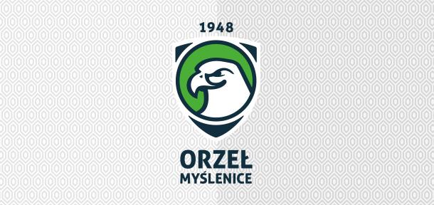 Orzeł Myślenice logo klubu