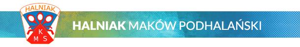 Logo Halniak Maków Podhalański