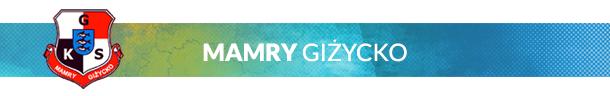 Logo Mamry Giżycko