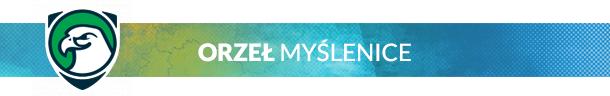 Logo Orzeł Myślenice