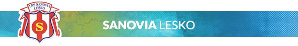 Logo Sanovii Lesko